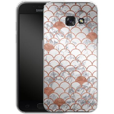 Samsung Galaxy A3 (2017) Silikon Handyhuelle - Little Mermaid von caseable Designs