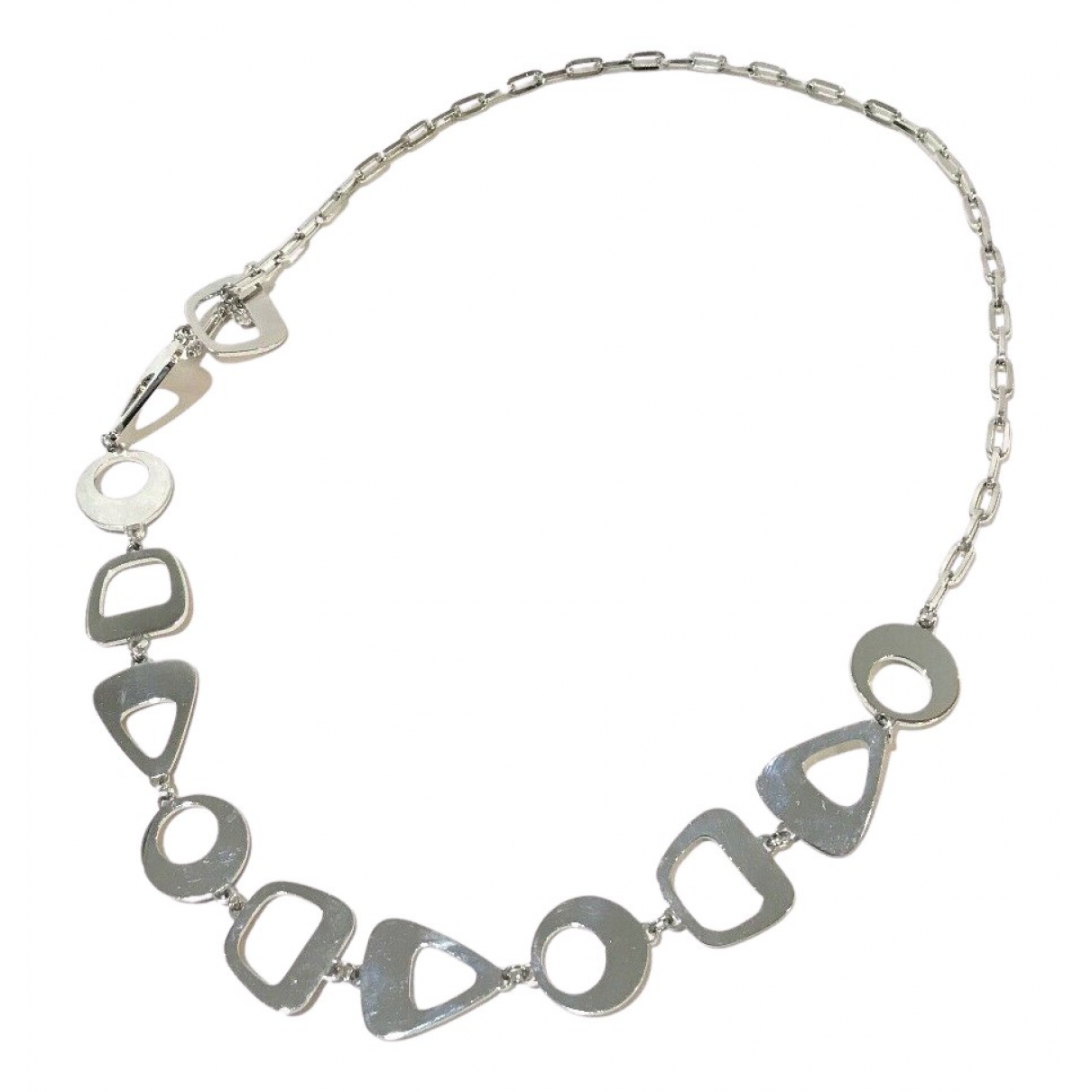 Christian Dior \N Kette in  Silber Metall