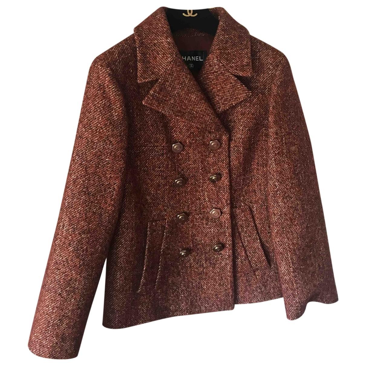 Chanel \N Multicolour Wool jacket for Women 34 FR