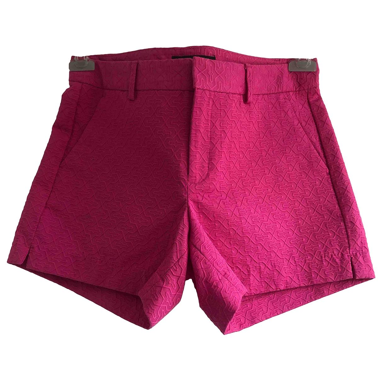 Banana Republic - Short   pour femme en coton - rose