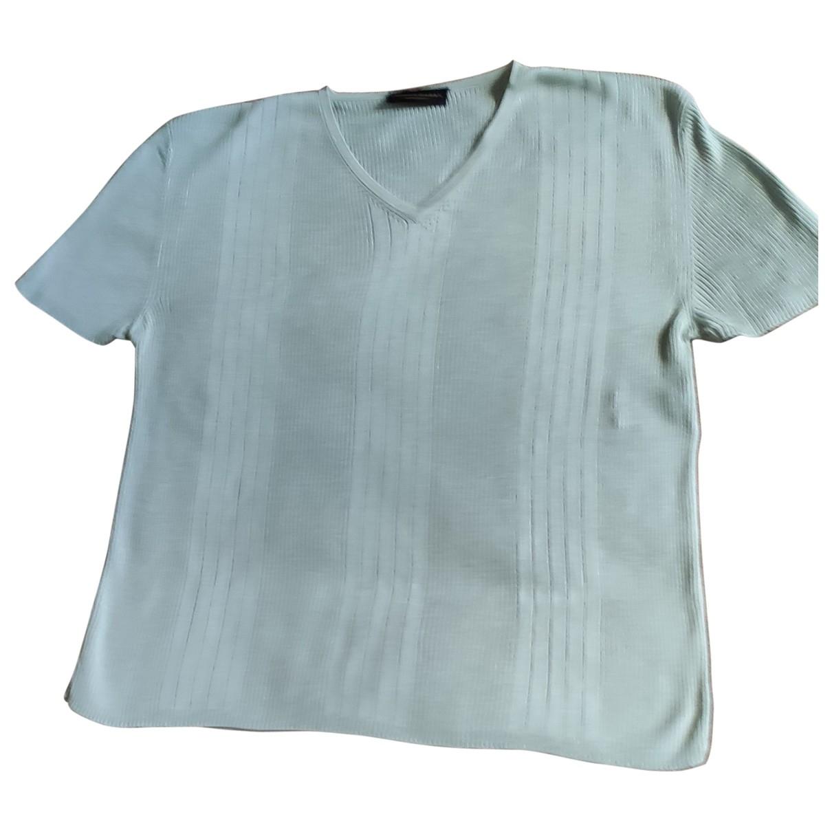 Donna Karan \N Grey Silk  top for Women L International