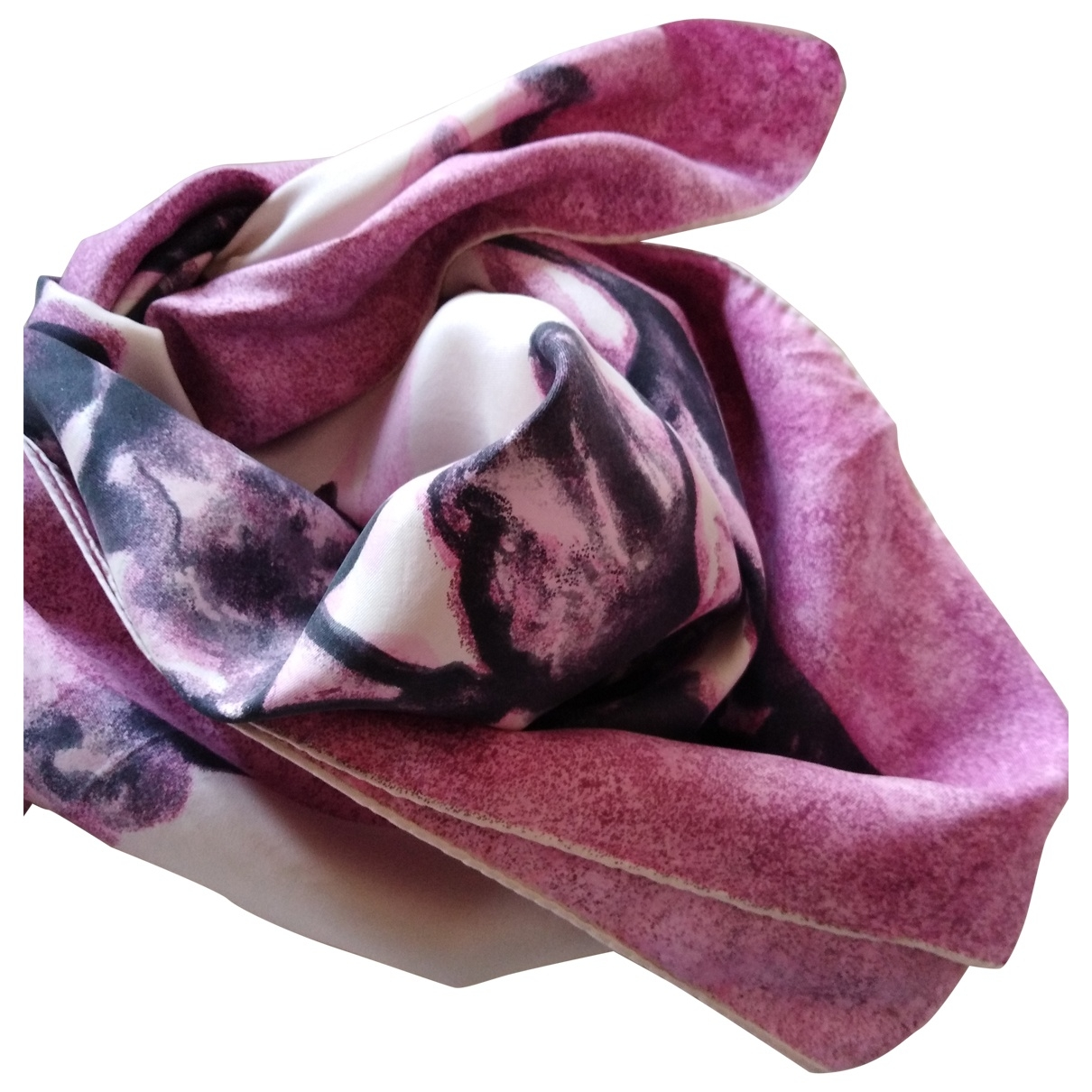 Pierre Balmain \N Multicolour Silk scarf for Women \N