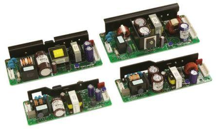 TDK-Lambda , 153.6W Embedded Switch Mode Power Supply SMPS, 48V dc, Open Frame