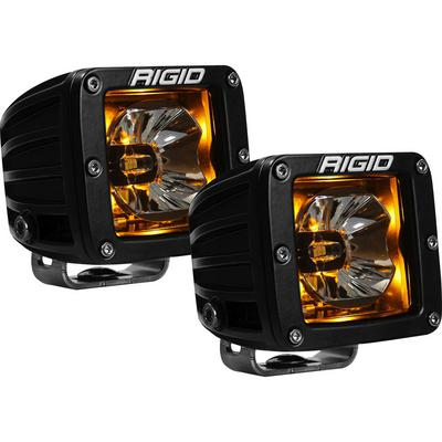 Rigid Industries Radiance Pods (Amber Backlight) - 20204