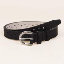 Cinturon de niños con hebilla metalica