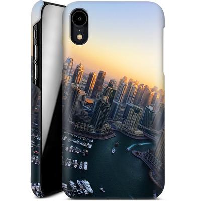 Apple iPhone XR Smartphone Huelle - Dubai Skyline von Omid Scheybani
