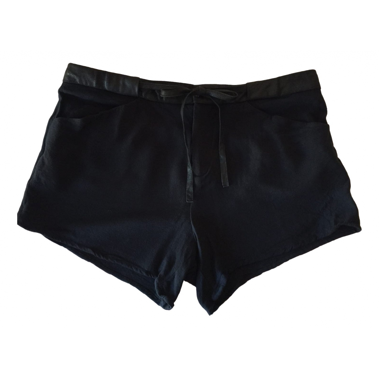 Helmut Lang \N Black Shorts for Women 6 US