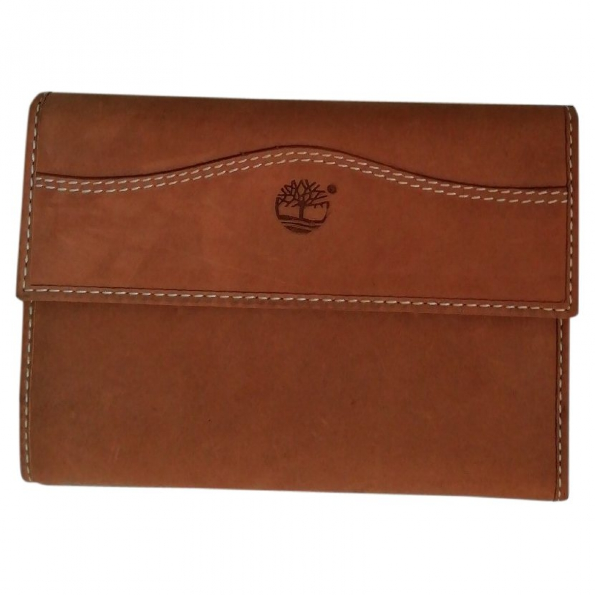 Timberland \N Brown Leather wallet for Women \N