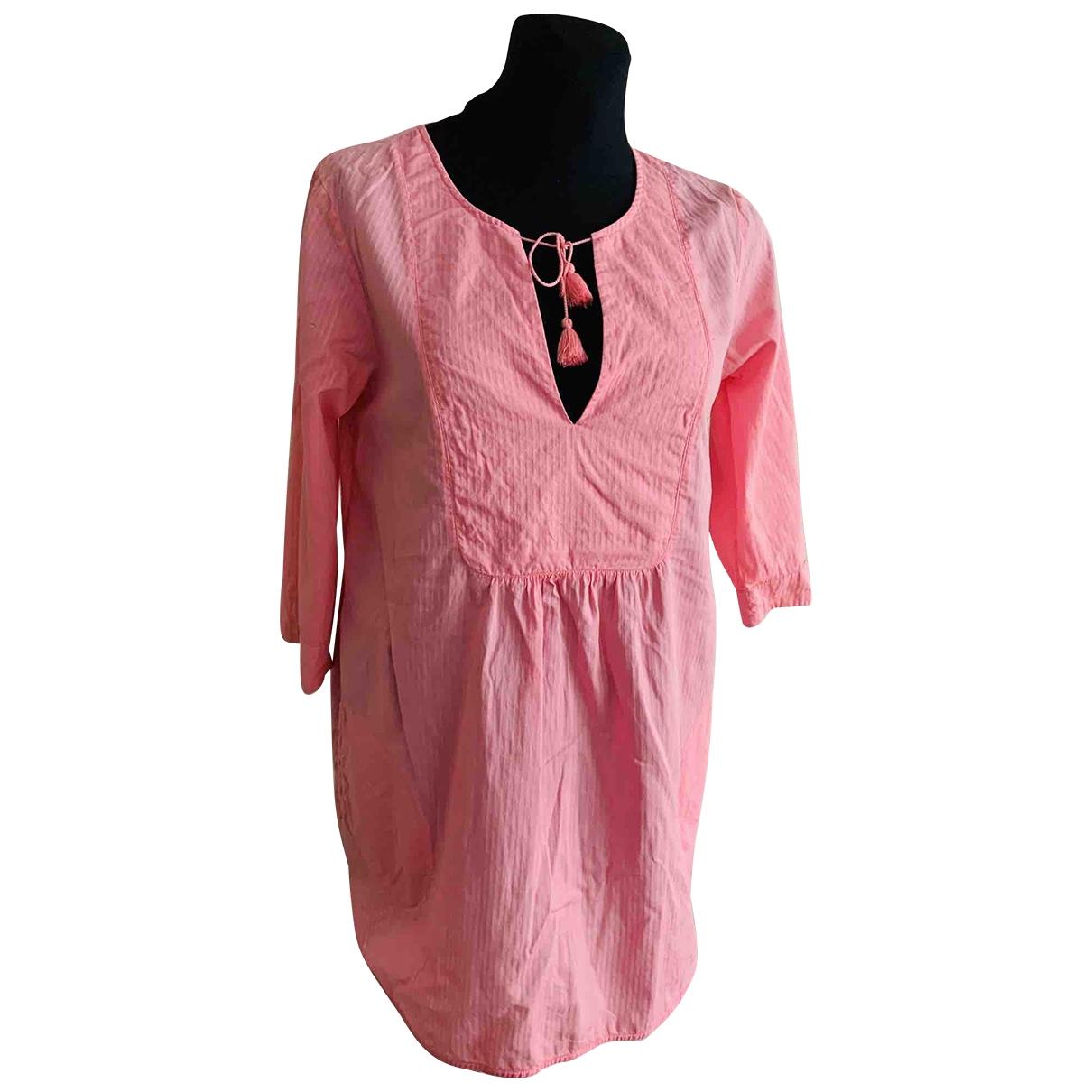 Peak Performance - Top   pour femme en coton - rose