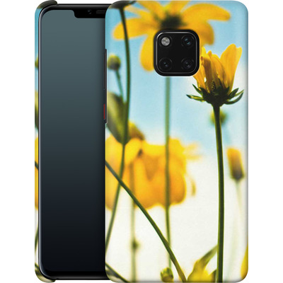 Huawei Mate 20 Pro Smartphone Huelle - Goldilocks von Joy StClaire