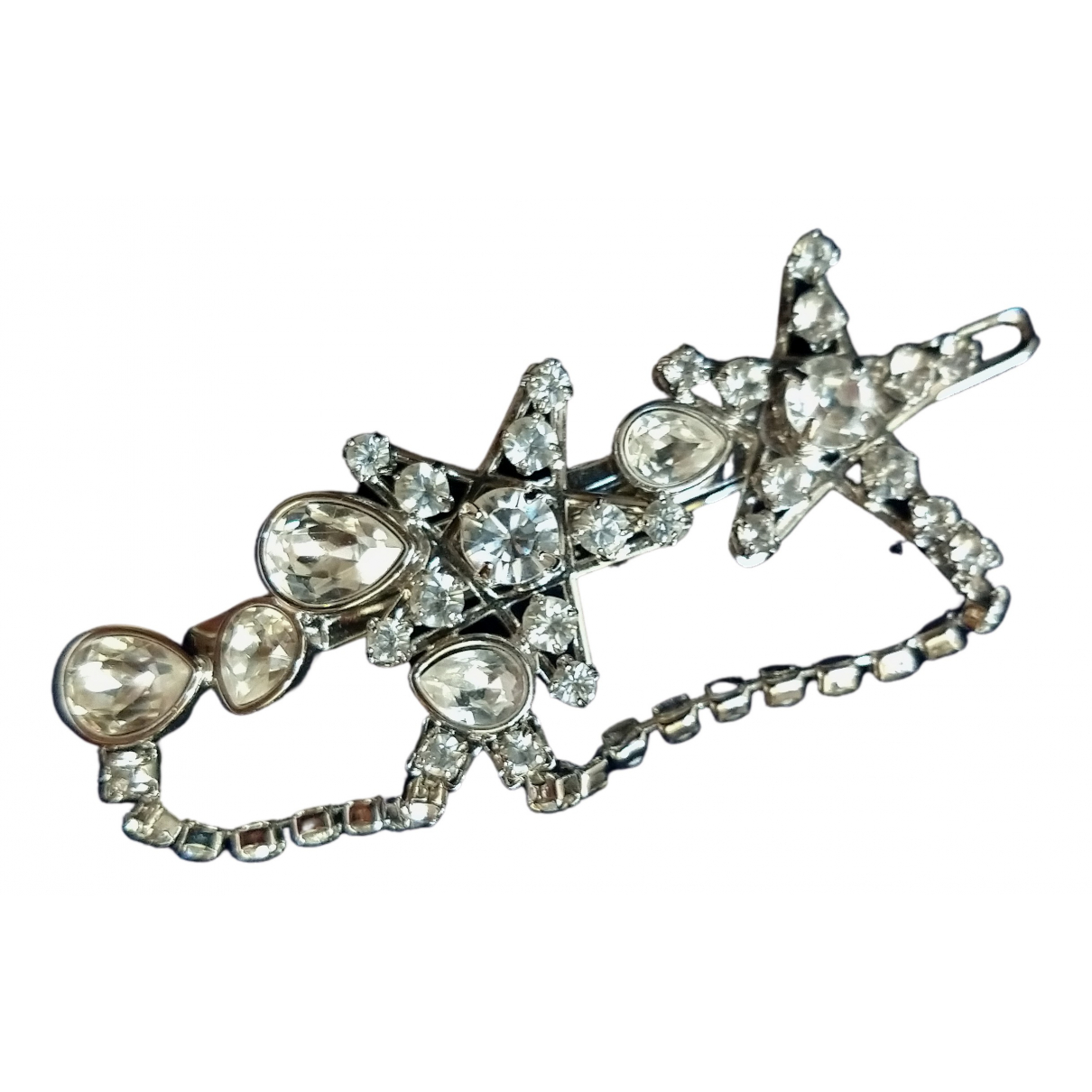 Swarovski \N Silver Metal Pins & brooches for Women \N