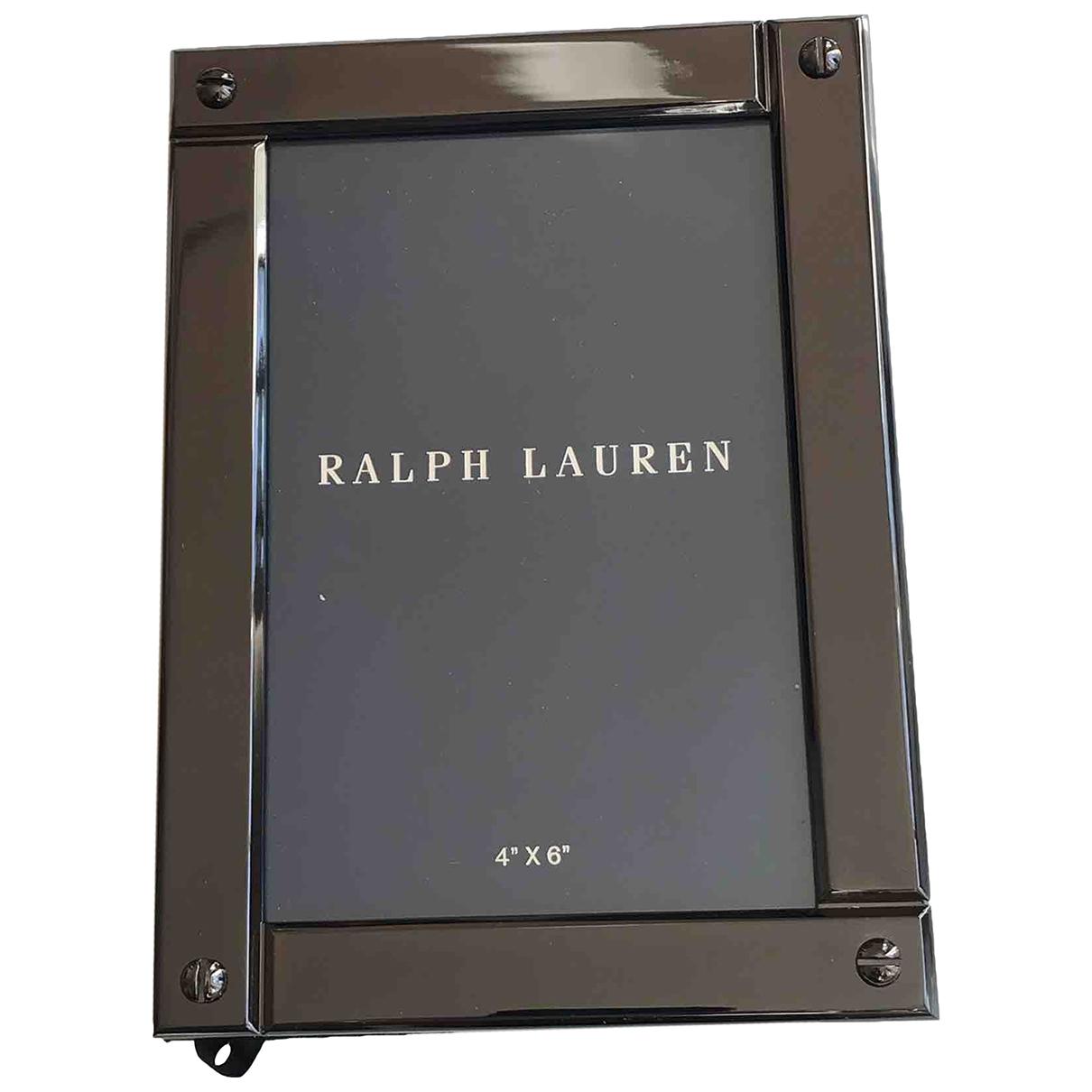 Ralph Lauren - Objets & Deco   pour lifestyle en metal - argente