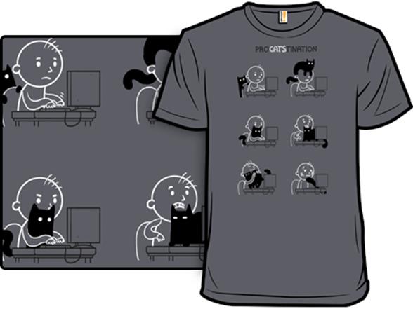 Procatstination T Shirt