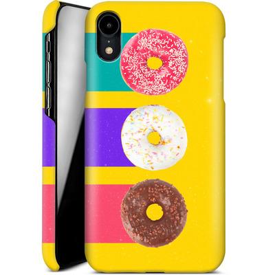 Apple iPhone XR Smartphone Huelle - Donuts von Danny Ivan