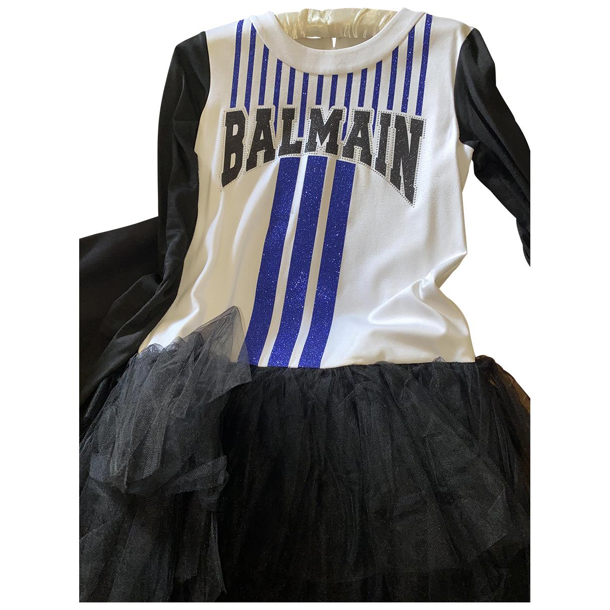 Balmain - Robe    pour enfant - multicolore