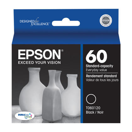 Epson T060120 Original Black Ink Cartridge