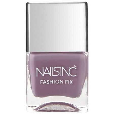 NAILS INC. Fashion Fix Nail Polish, One Size , Purple
