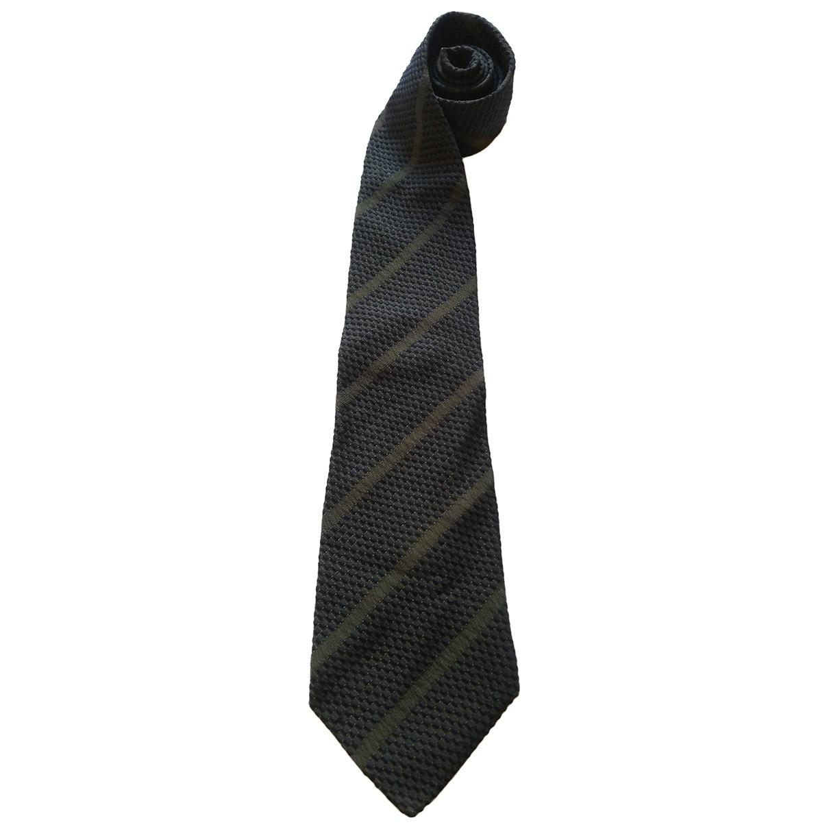 Corneliani \N Krawatten in  Bunt Seide