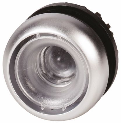 Eaton Round Push Button Head - Maintained, M22 Series, 22mm Cutout, Round