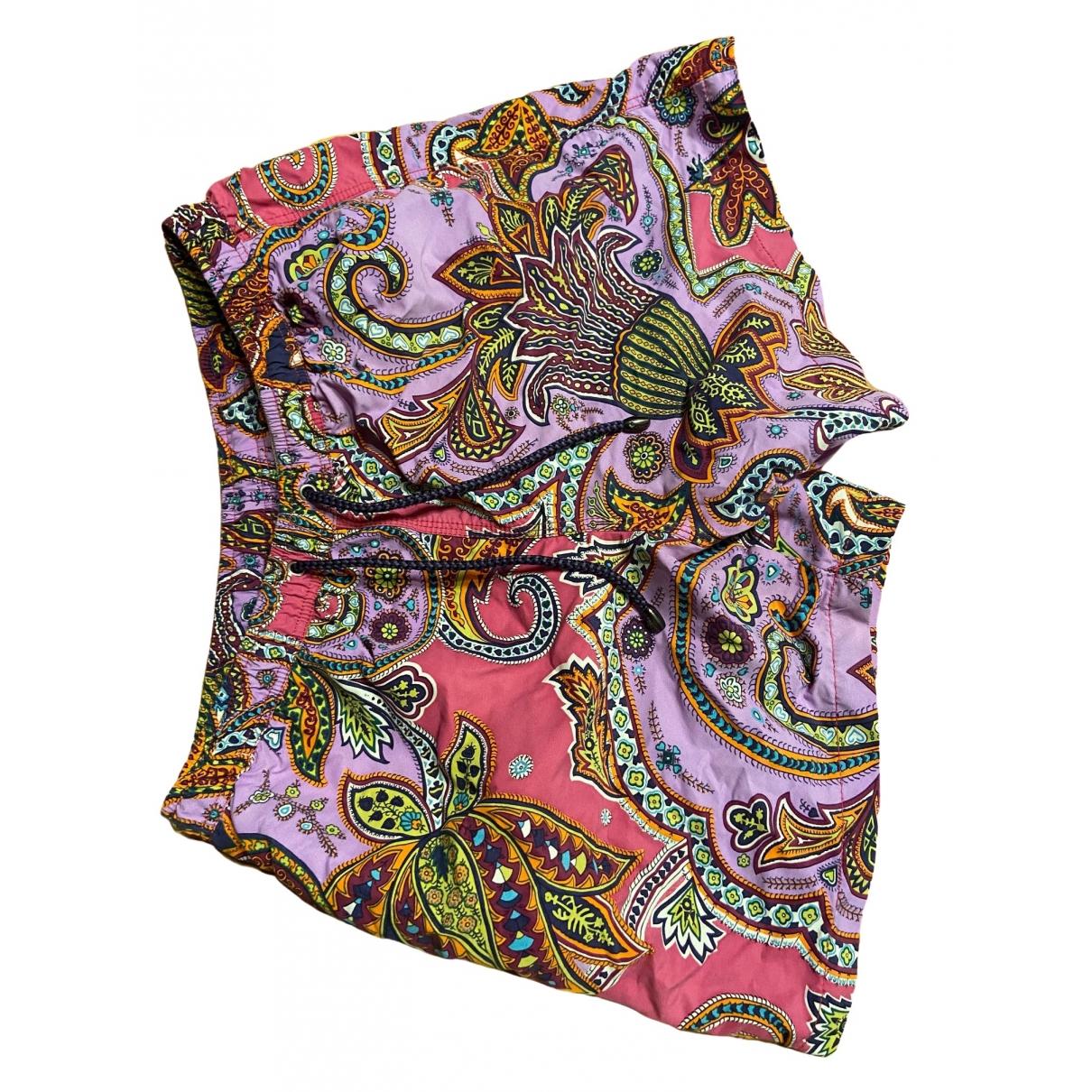 Etro \N Badeanzug in  Lila Polyester
