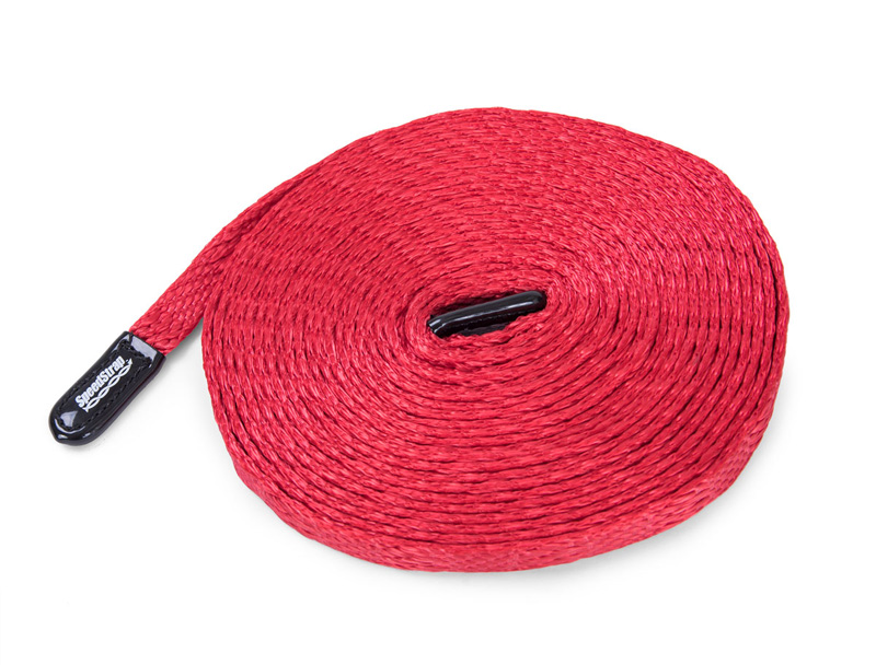 1/2 Inch Pockit Tow Weavable Recovery Strap 15 Foot SpeedStrap 34015