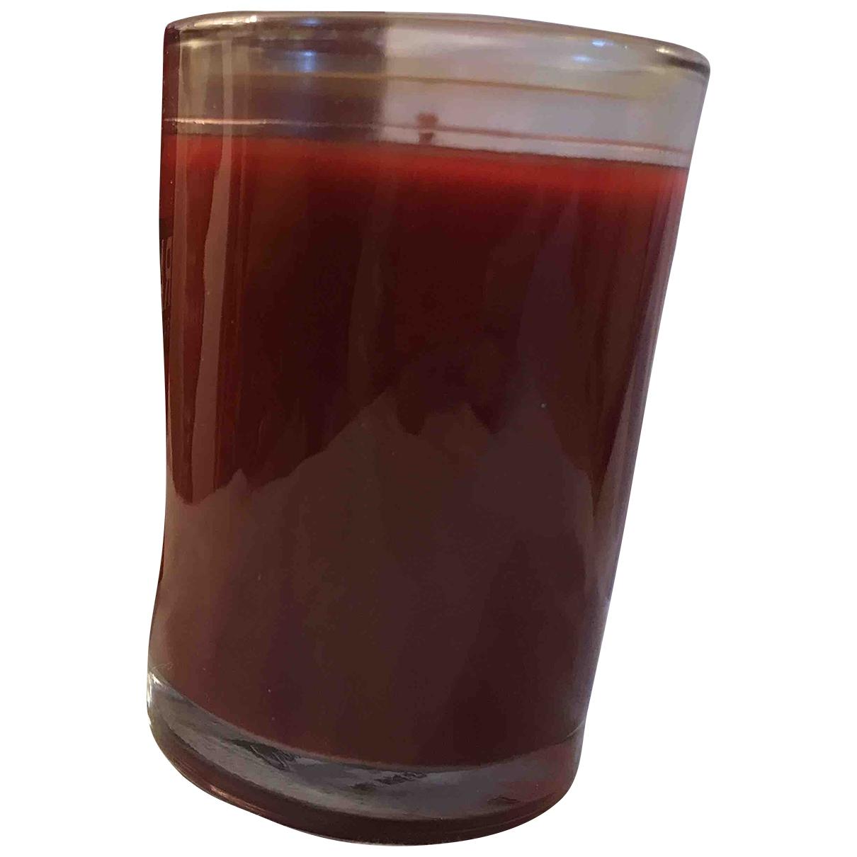 Ralph Lauren \N Accessoires und Dekoration in  Rot Glas