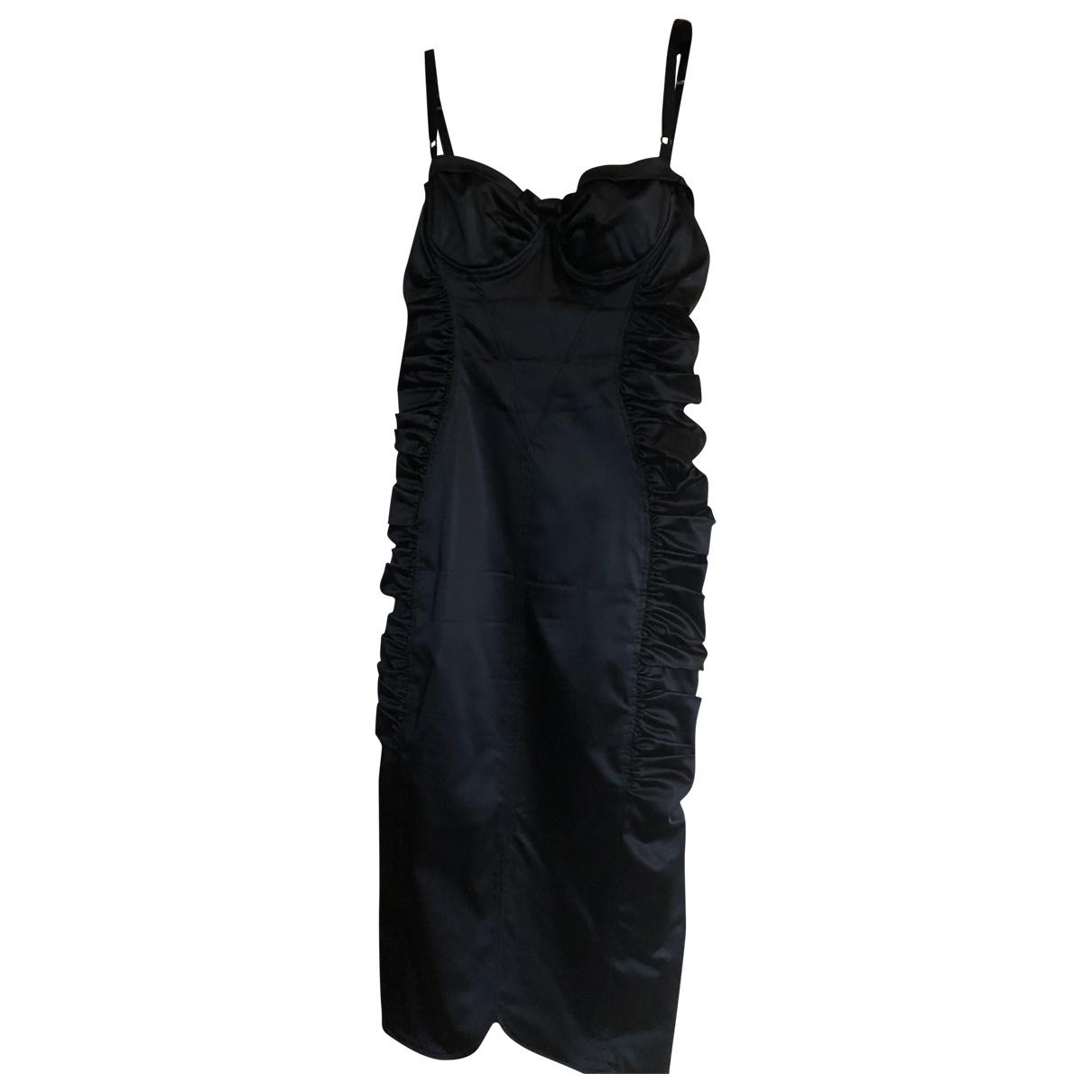 D&g - Robe   pour femme - noir