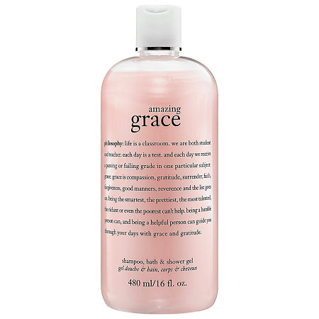 philosophy Amazing Grace Shampoo, Bath & Shower Gel, One Size , No Color Family