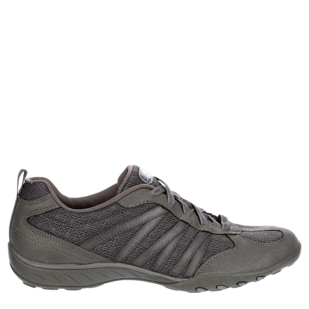 Skechers Womens Breathe Easy Shoes Sneakers