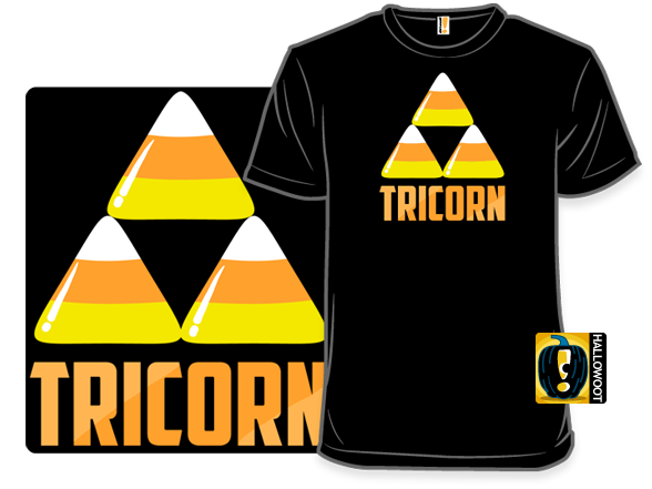 Tricorn Of The Sacred Realm T Shirt