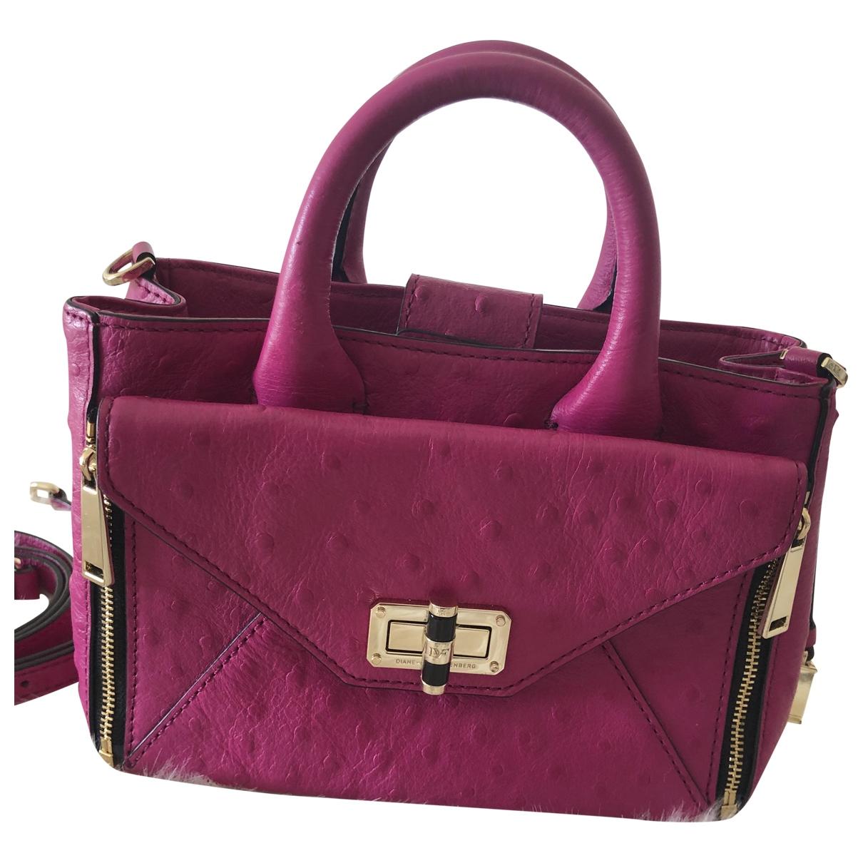 Diane Von Furstenberg \N Handtasche in Leder