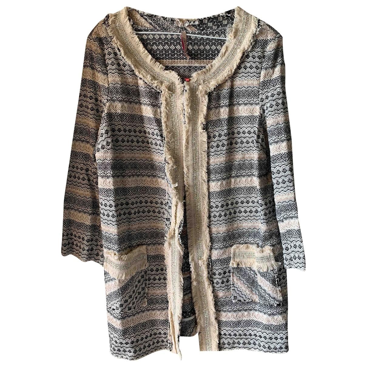 Impérial \N Multicolour Cotton jacket for Women 44 FR