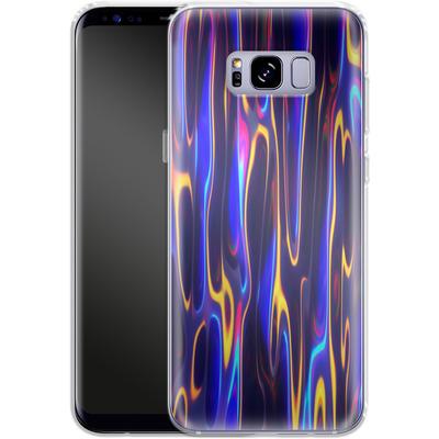 Samsung Galaxy S8 Plus Silikon Handyhuelle - Trust von Danny Ivan