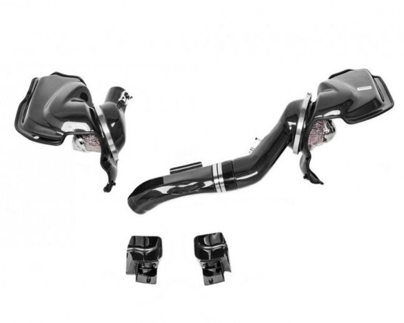 GruppeM FRI-0339 Carbon Fiber Ram Air Intake System BMW M3 F80   M4 F82 14-20
