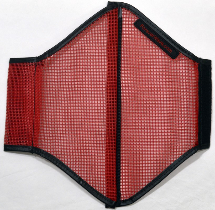 Forever Wave 5306 Large Roll Bar Sleeve Red