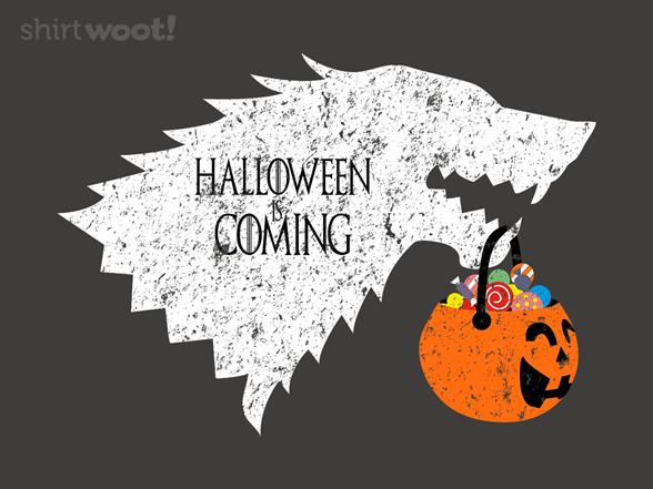 Howl-oween T Shirt