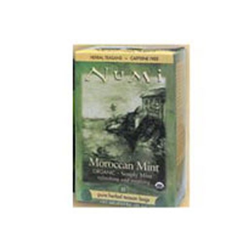 Organic Tea Moroccan Mint 18 BAG by Numi Tea
