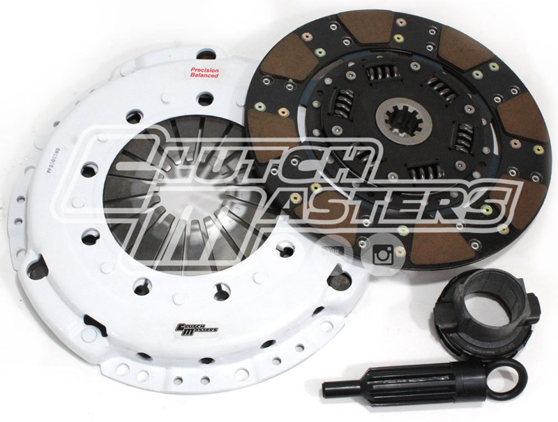 Clutch Masters 03795-HD0F-R FX250 Single Disc Clutch Kit BMW M3 3.0L 15-19