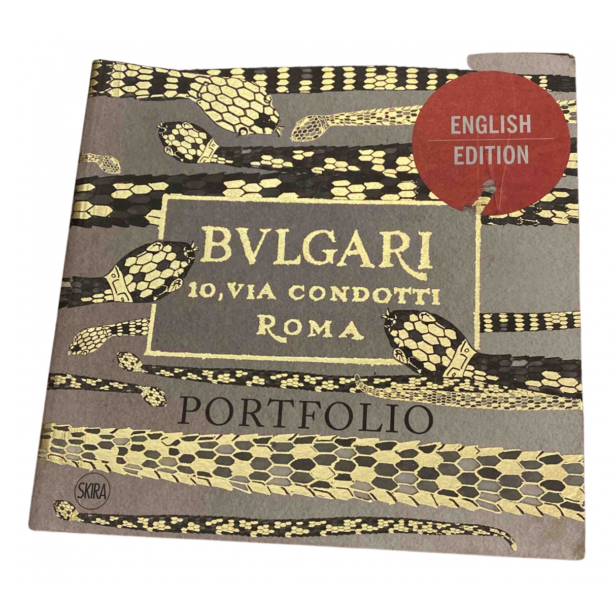 Bvlgari - Mode   pour lifestyle en coton - multicolore