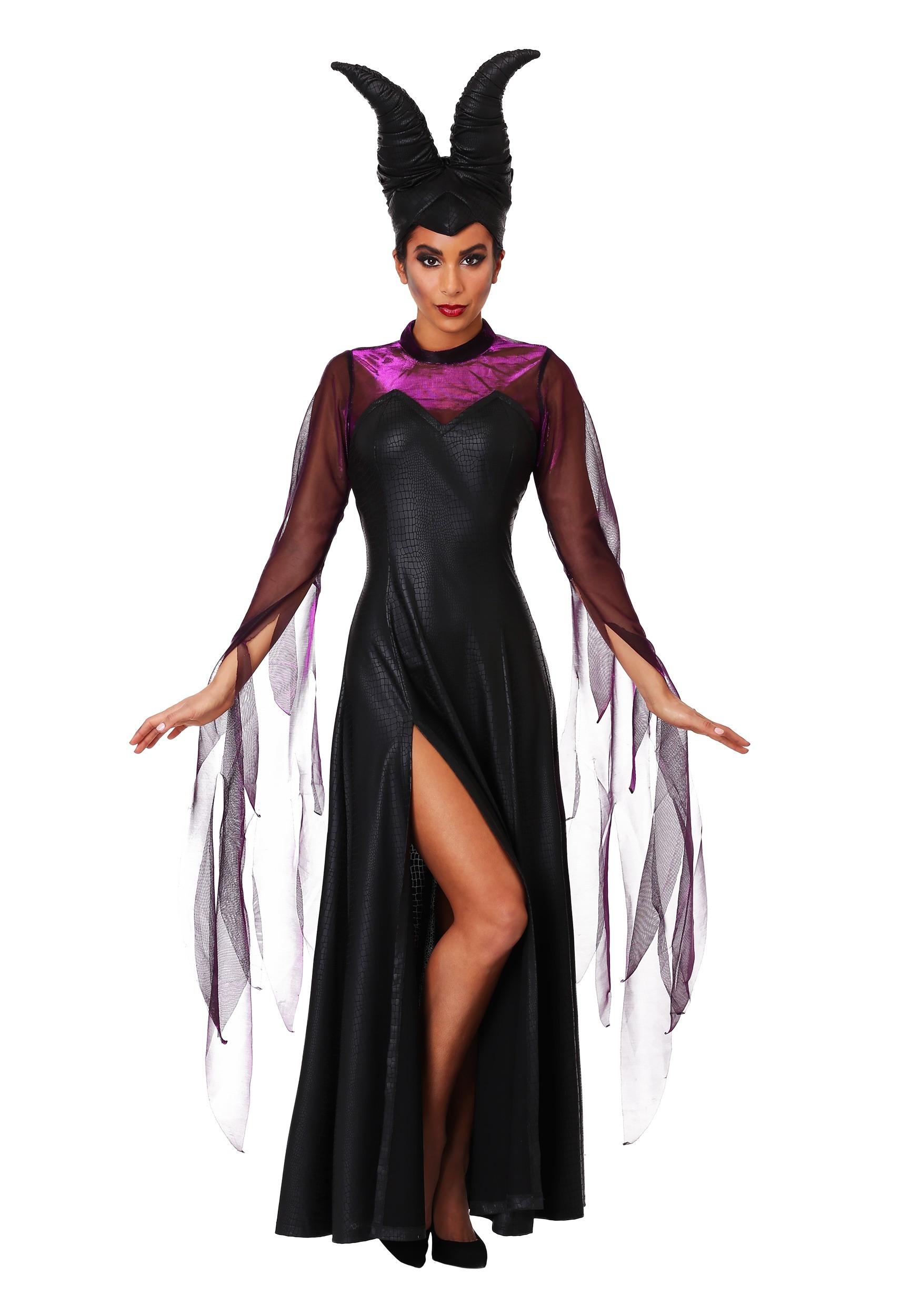 Malicious Queen Women's Costume