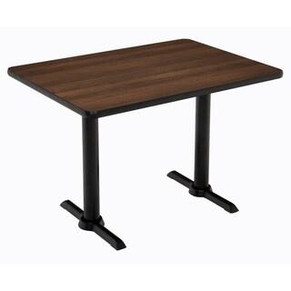 KFI Mode Multipurpose Table, Black T-leg Base, Standard Height (30