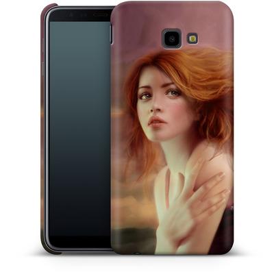 Samsung Galaxy J4 Plus Smartphone Huelle - Melanie Delon - Hope von TATE and CO