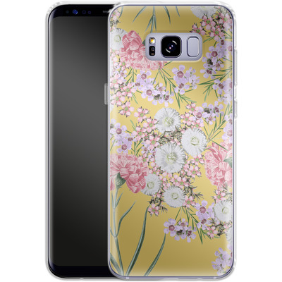 Samsung Galaxy S8 Plus Silikon Handyhuelle - Natural Beauty von Zala Farah