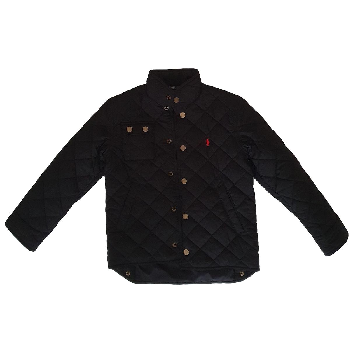 Polo Ralph Lauren - Blousons.Manteaux   pour enfant - noir