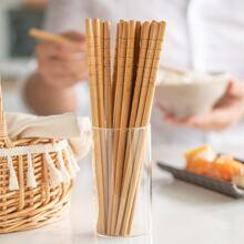 10pairs Bamboo Chopstick Set