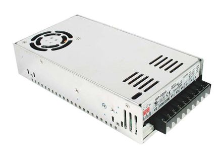 Mean Well , 316W Embedded Switch Mode Power Supply SMPS, 5 V dc, ±15 V dc, ±24 V dc, Enclosed