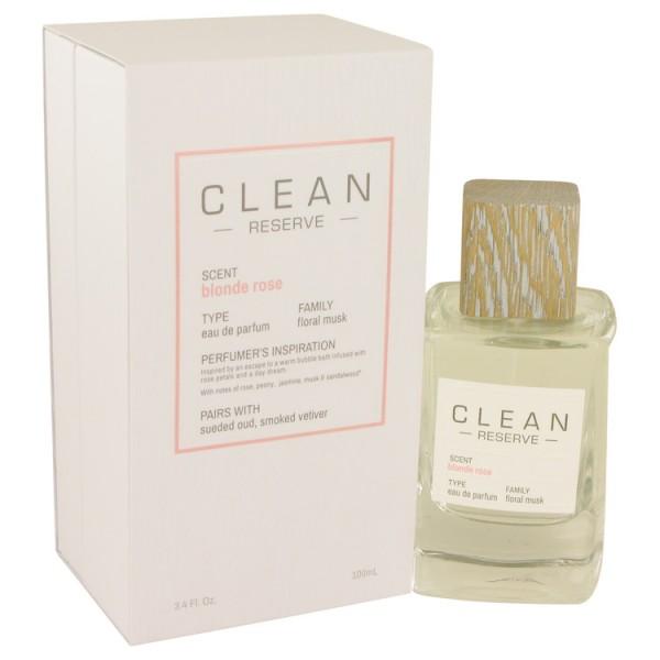 Clean Blonde Rose - Clean Eau de Parfum Spray 100 ML