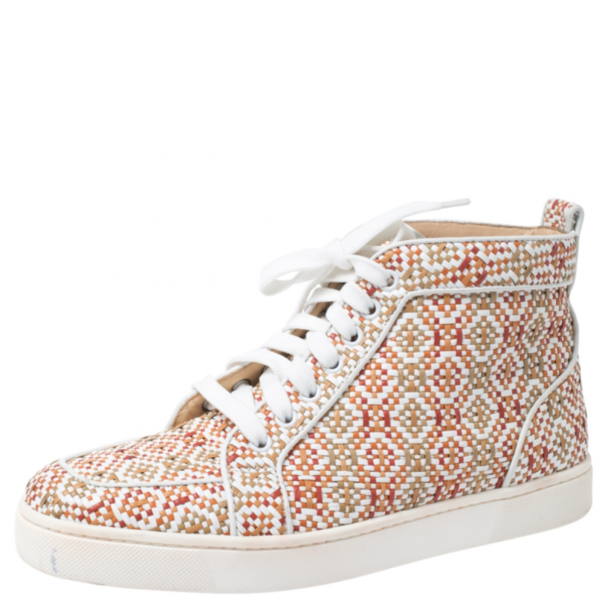 Christian Louboutin \N Sneakers in  Bunt Leder