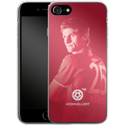 Apple iPhone 7 Silikon Handyhuelle - Standing 25 von Thomas Mueller