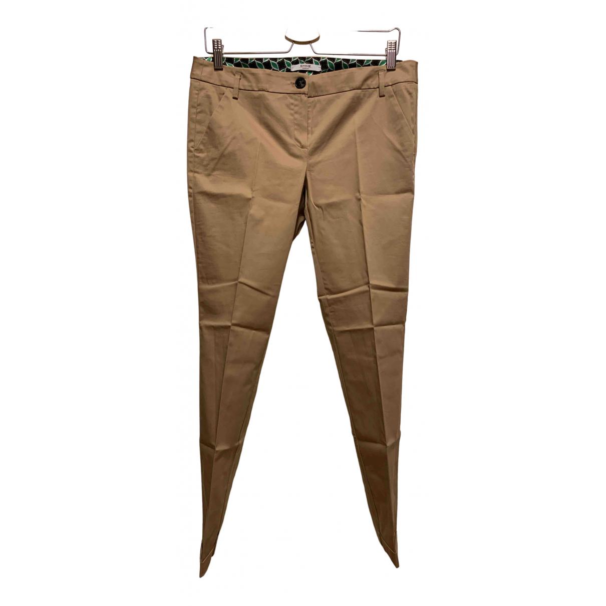 Pantalon recto Marella